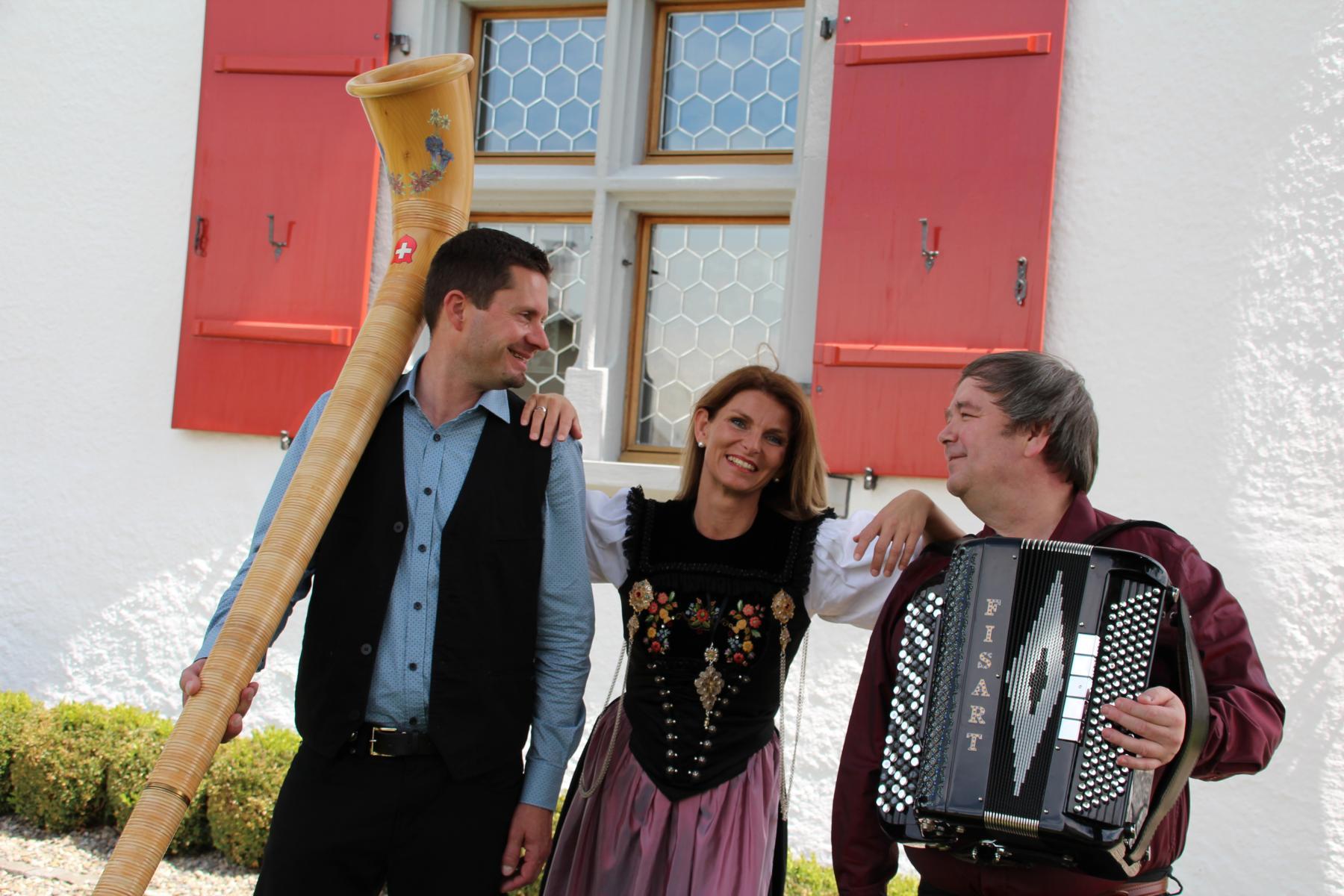 Trio Wigger / Konrad / Simbirev